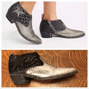 NWT Faryl Robin x free people westley boot bootie